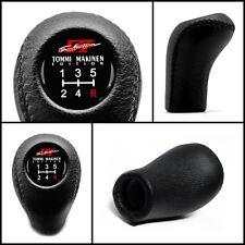 Mitsubishi Evo VI Tommi Makinen Edition Gear Shift Knob Genuine Leather M10X1.25