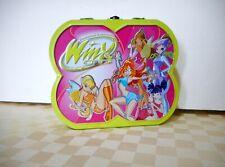Winx Club Set 6 Anelli Scatola Stella Portagioielli
