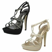 Spot On Buckle Platforms, Wedges Shoes for Women