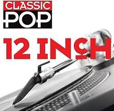 Classic Pop: 12 Inch by Various Artists (CD, Jun-2016, 3 Discs, Rhino (Label)) #