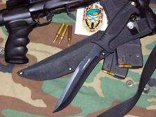 "13"" Commando TacticalHunting Knife W/ Glass Breaker and Stainless Blade"
