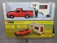 """CORGI TOYS MODEL No. 415 MAZDA  """"CAMPER""""            VN   MIB"""