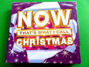 NOW THAT'S WHAT I CALL XMAS  2013  3 x CD - *VG/EX* ABBA CHRIS REA WHAM WIZZARD