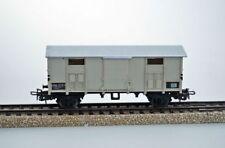 Vagones de mercancías de escala H0 color principal gris para modelismo ferroviario