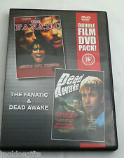 Double Film Pack The Fantastic and Dead Awake Region 0 Pal Free UK Delivery
