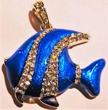 64GB USB Miglior Regalo Di Natale Pendente Pesce Azzurro 2.0 Pen Drive Flash Memory Stick