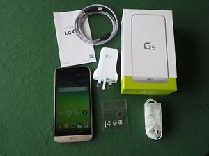 LG G5 H850 - 32GB - Gold Smartphone - EE Network