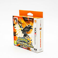 POKEMON Ultra Soleil - Edition Collector - JEU 3DS -  NEUF