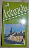IRLANDA - GUIDE TURISTICHE - GUIDA TURISTICA - ED: VALLARDI - DIZIONARIO (A3)