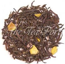 Lemon Loose Leaf Flavored Black Tea - 1/4 lb