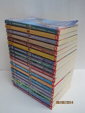Animorphs Books by K.A. Applegate, Lot of 20 Books