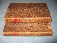 VIE DE CLOTILDE DE FRANCE / JOSEPH REMY / BOISTE / 2 TOMES RELIES CUIR / 1827