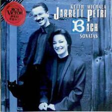 Keith Jarrett • Michala Petri – Bach Sonatas  RCA Victor Red Seal 1992 CD