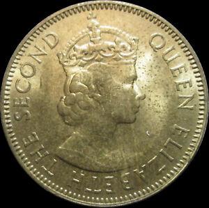 Jamaica ½ Penny - Elizabeth II 1961 BU
