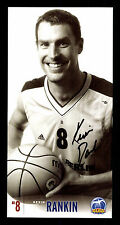Kevin Rankin AUTOGRAPH CARD ALBA BERLIN 2002-03 Original Signed + G 15586
