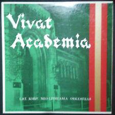 NEO LITHUANIA ORKESTRAS VIVAT ACADEMICA DOUBLE VINYL LP