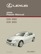 service repair manuals for lexus gs350 for sale ebay rh ebay com Chilton Manuals Parts Manual