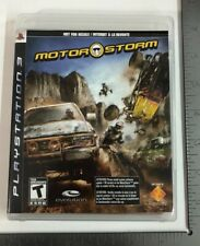 MOTORSTORM PlayStation 3 PS3 Kids Atv Dirt Bike Video Game Complete with Manual