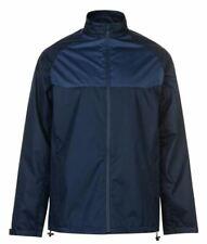 Slazenger Mens Full Zip Water Resistant Golf Jacket - Navy - Large - RRP £54.99