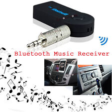 Wireless Bluetooth Car Home Audio Aux Stereo Adapter Music Receiver Fit Dodge