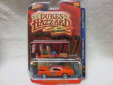 DUKES OF HAZZARD THE BEGINNING GENERAL LEE 1969 DODGE CHARGER 1:64 scale