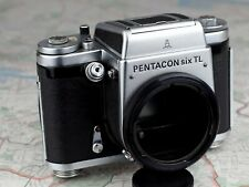 excellent PENTACON six TL camera body only P6