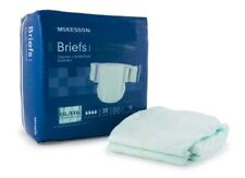 Adult Incontinent Brief McKesson TabClose 2XL/3XL Dispose Hvy AbsorbBG/20