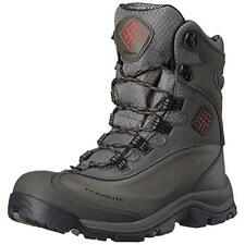Columbia 1808 Mens Bugaboot Plus III Gray Snow Boots Shoes 11.5 Medium (D) BHFO