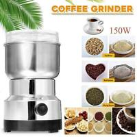 Elektrische Gewürze / Nüsse / Kaffeebohnenmühle Blattmühle mit Edelstahl nach