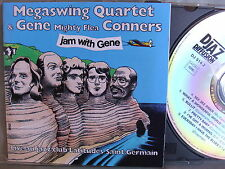Megaswing Quartet &Gene Mighty Flea Conners-LIVE Latitudes Saint-Germain WIE NEU