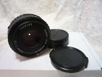 Nikon Series E 50mm F1.8 Manual Focus Semi-pancake Prime Lens