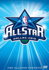 NBA ALL STAR WEEKEND Dallas 2010 DVD DEUTSCH NEU