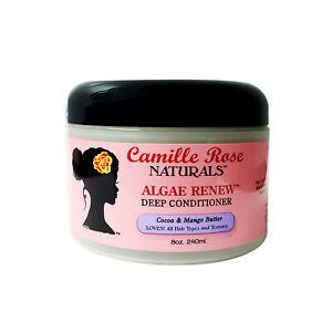 Camille Rose Naturals ALGAE Renew Deep Conditioner - 8 Oz.