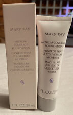 Mary Kay Med coverage foundation Beige 304 1 fl. oz Normal to Dry 042004