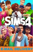 The Sims 4 / Digital Download Account / PC / Mac / MULTILANGUAGE