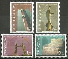 Macau - Zeitgenössische Kunst postfrisch 1999 Mi. 1047-1050