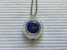 Vintage Swiss Made Lucerne Mechanical Wind Up Necklace Pendant Watch