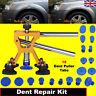 Car Dent Removal/Repair Kit Paintless Dent Puller Lifter Hail Removal 18 Tab Set