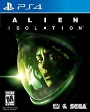 Alien: Isolation - Survival-Horror Stealth Xenomorph Sci-Fi PS4 NEW