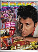 BRAVO Nr.40 vom 30.9.1982 Duran Duran, BAP, Shakin´ Stevens, Iron Maiden, Asia..
