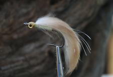 Salt Water Fly Box - Beautiful Bunny Baitfish Tan 1/0