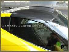 Real Carbon Fiber Add-on Roof Top Cover Panel for 14-18 Corvette C7 Only
