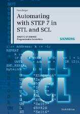 Automating With STEP 7 in STL and SCL by Hans Berger (author)