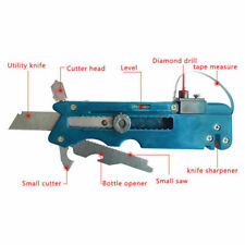 Multifunctional Glass And Tile Cutter Professional Measure Craft Kit Tool