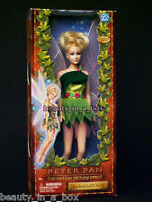 """Tinkerbell Doll Peter Pan Movie Disney Princess The Motion Picture Event """""""
