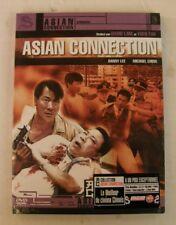 DVD ASIAN CONNECTION - Danny LEE / Michael CHOW - David LAM / Yuen TAK - NEUF