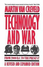 Technology and War: From 2000 B.C. to the Present by Van Creveld, Martin