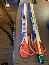 38 Inch Salomon K912 9728 Great Set Snowblades