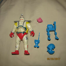 1994 Krang and Android Body 5 Inch Figure Complete with Accessories Playmates