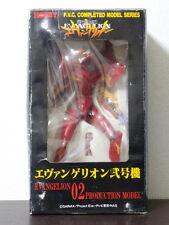 "Evangelion EVA-02 Production Model 16"" Figure Asuka Langley SEGA TSUKUDA Robot"
